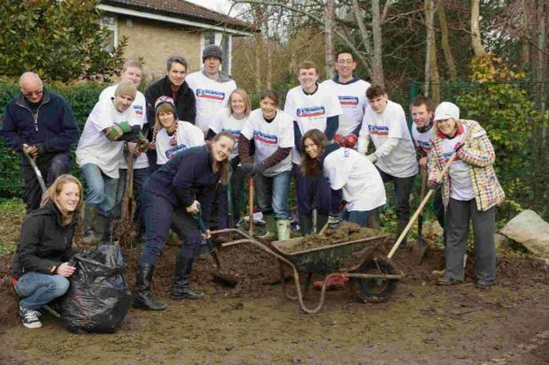 GET INVOLVED: Volunteers are sought for a variety of local causes