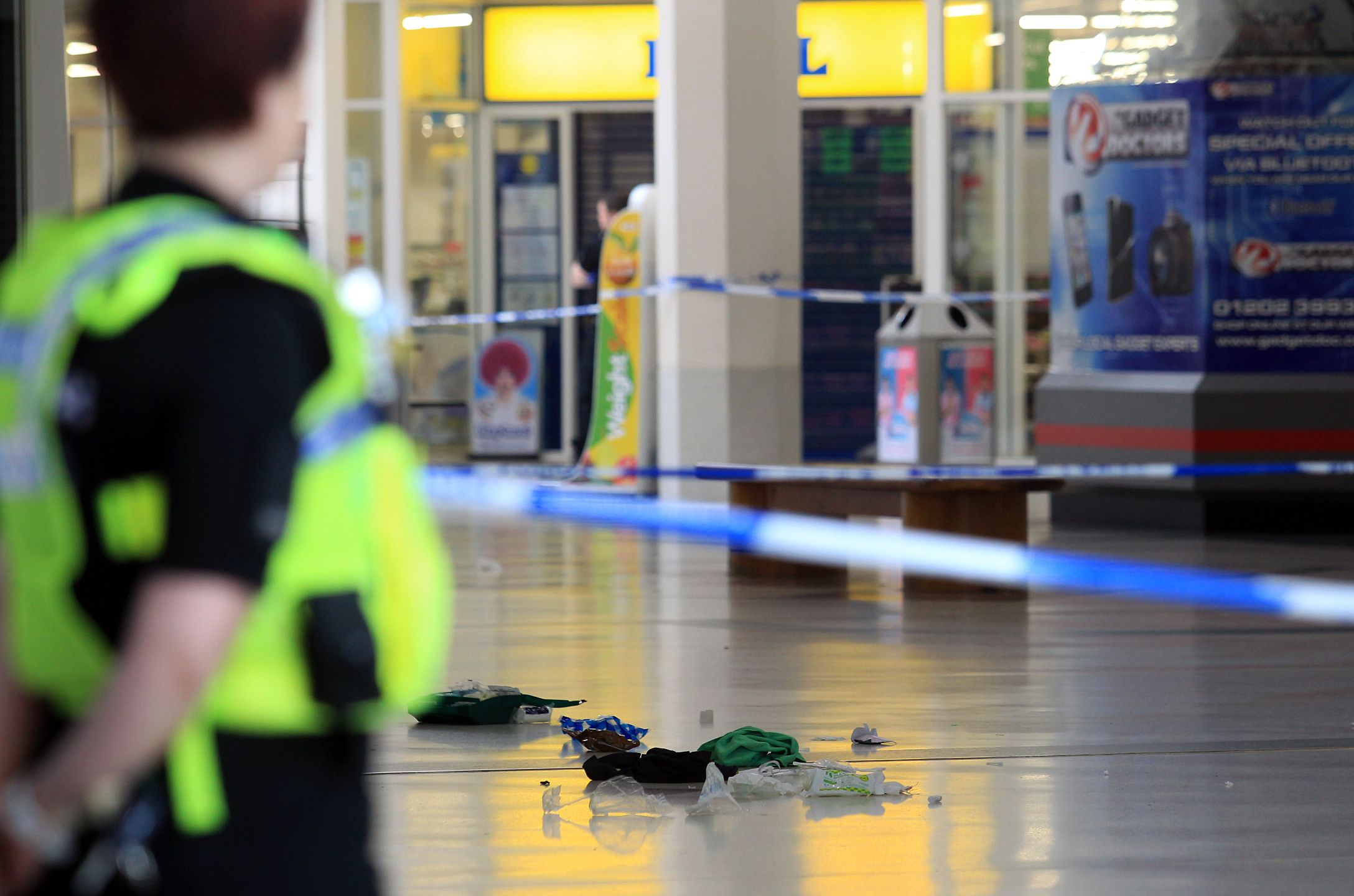 Man in court over Sovereign Centre stabbing