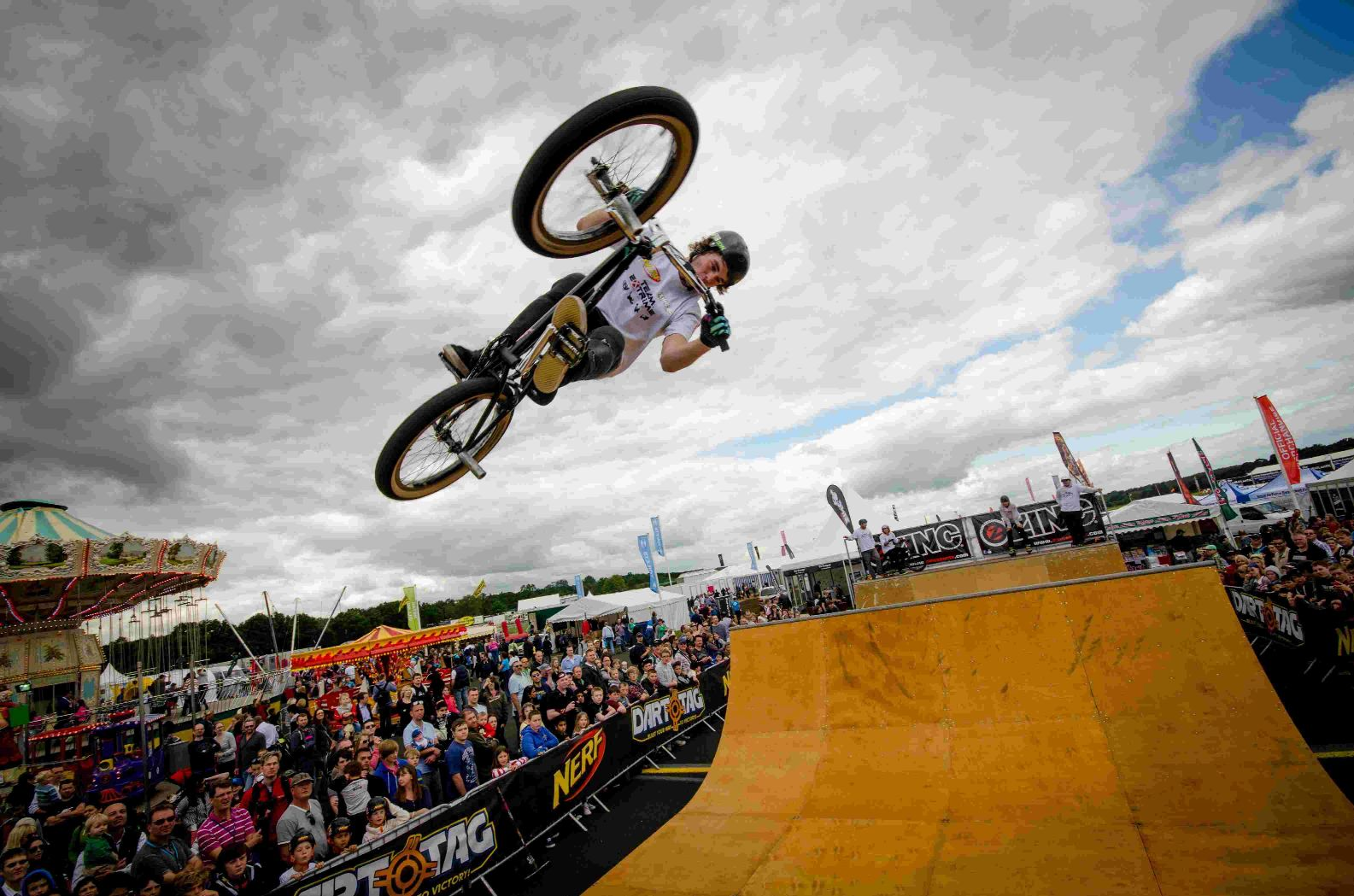 BMX bikes, skateboards and scooters – Bournemouth Wheels Festival welcomes top UK talent