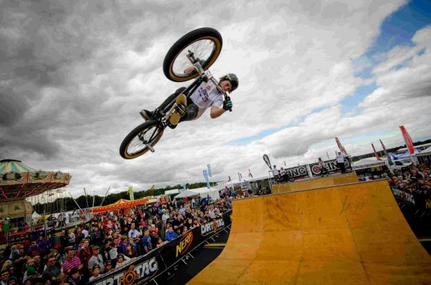 Bournemouth Echo: BMX bikes, skateboards and scooters – Bournemouth Wheels Festival welcomes top UK talent