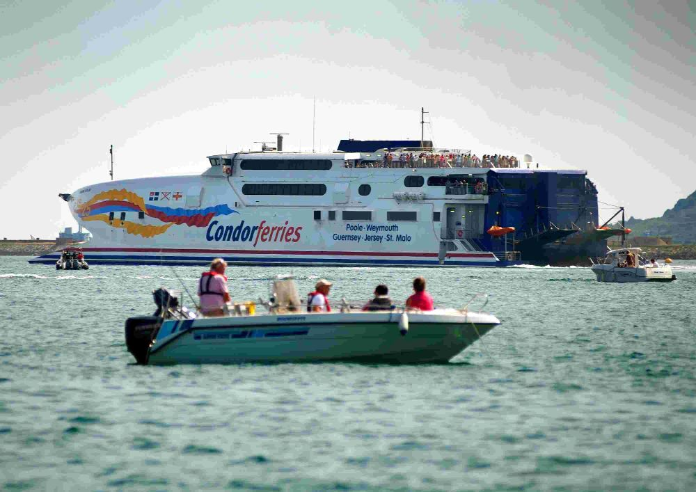 Poole Port could benefit after Condor Ferries give 'no guarantees' over Weymouth sailings