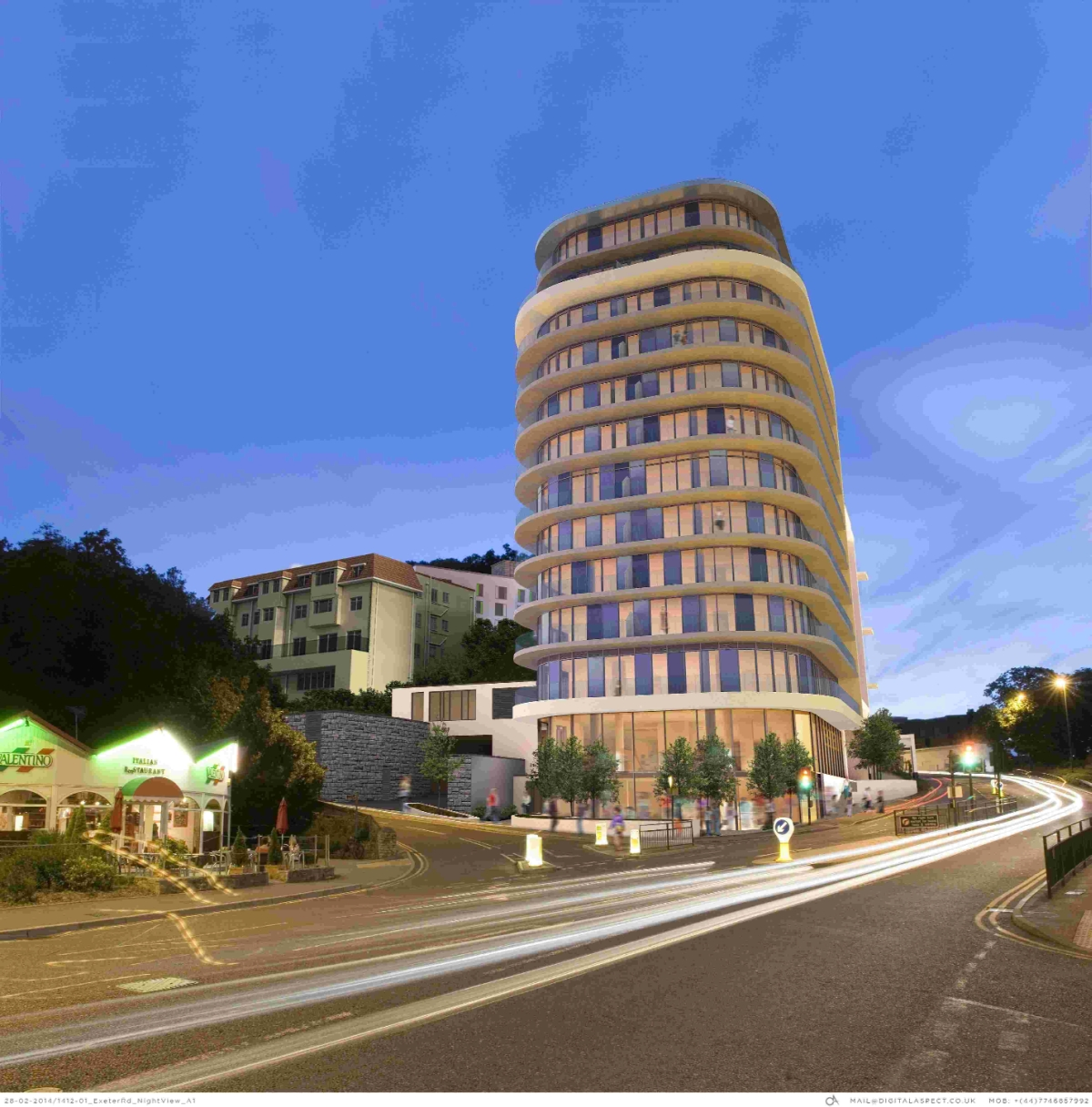 £60million scheme for two Hilton Hotels will create 130 new jobs in Bournemouth
