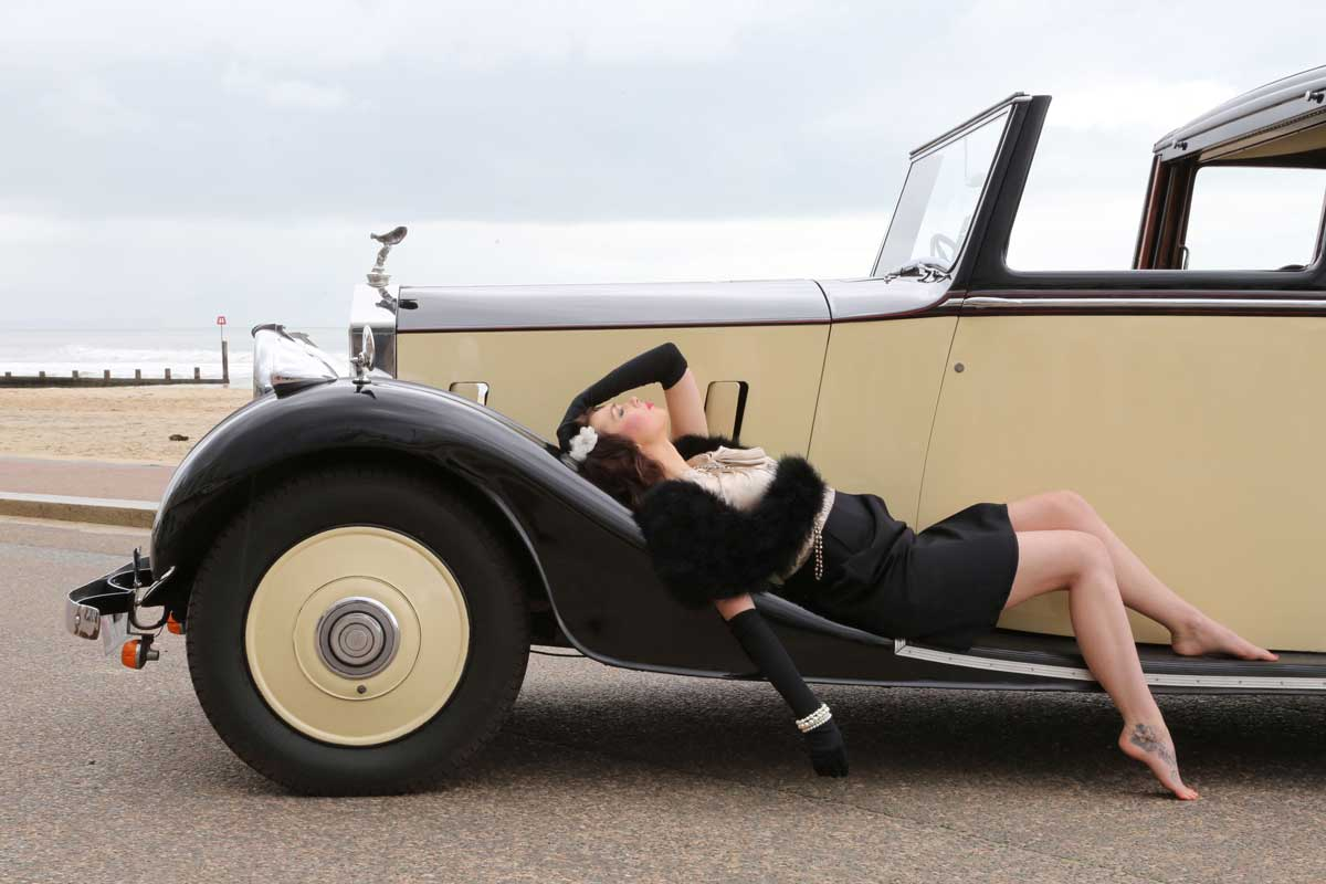 Vintage cars set to be the stars of the show at Bournemouth Wheels Festival