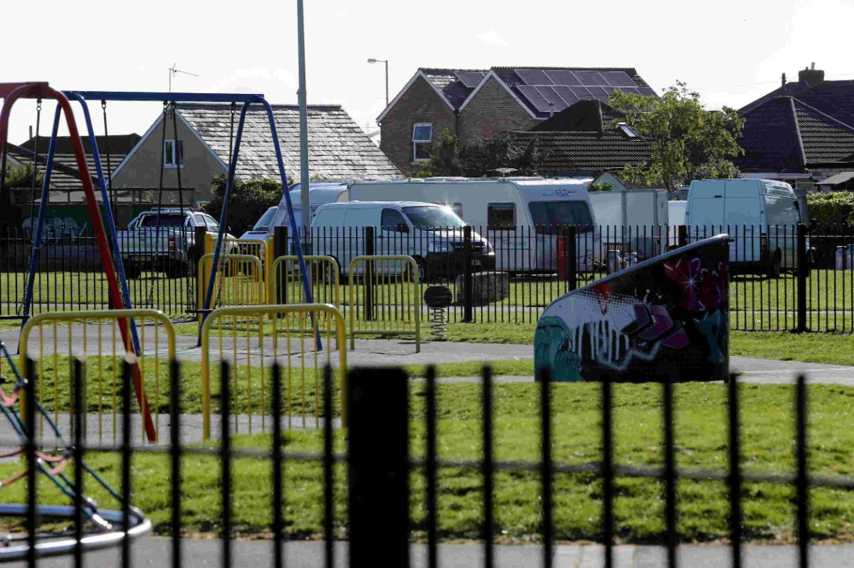 No transfer for illegal traveller camps in Bournemouth and Poole to temporary site