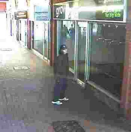 CCTV image released after elderly woman's handbag snatched in Poole