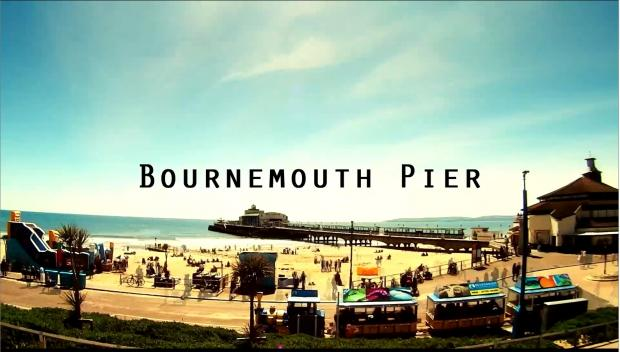 VIDEO: Incredible aerial footage of stunning Bournemouth seafront