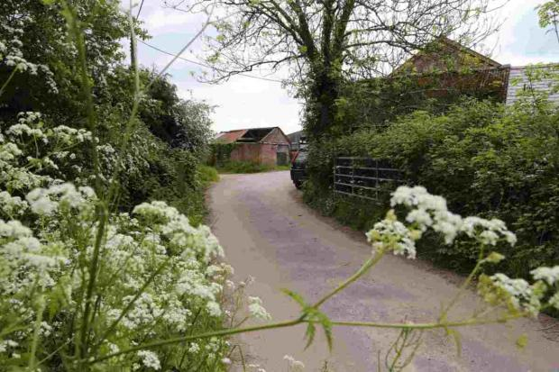 PROPOSAL: St Michael's Road leading into Manor Farm at Verwood