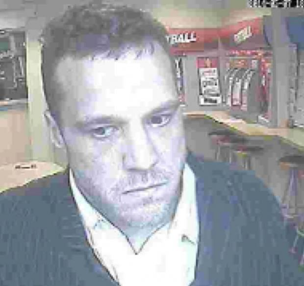 Bournemouth Echo: ROBBERIES: Ladbrokes at Christchurch Road