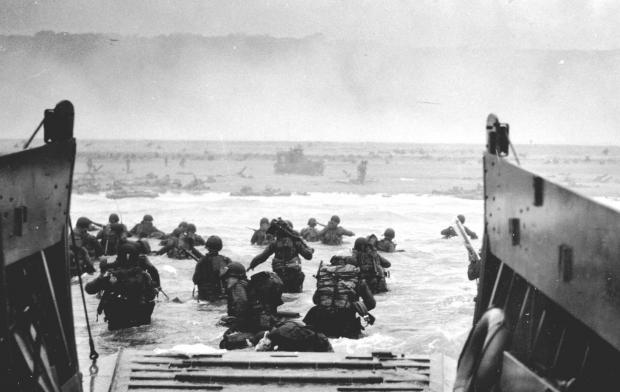 D-Day: a timeline of how events unfolded 70 years ago