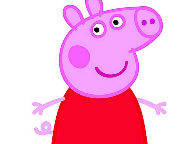 Bournemouth Echo: Set for a splashing time with Peppa Pig