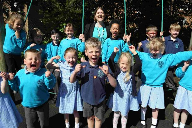 Old Town Infant School: 'Children at the heart of everything we do'