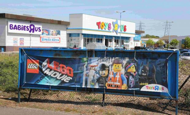 Bournemouth Echo: WORKPLACE: The Toys R Us store in Poole