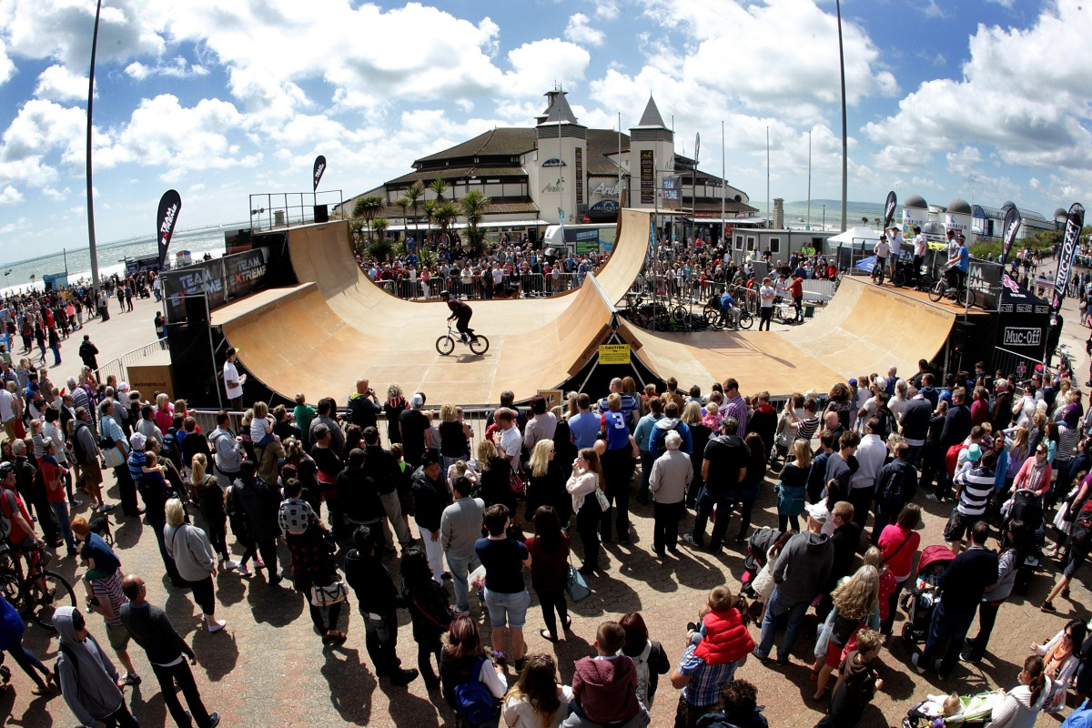 Bournemouth Wheels Festival 2015: your guide to what's happening where, parking and more