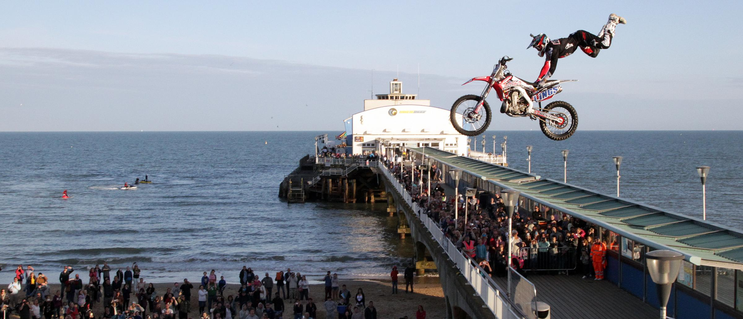 "Roaring success: Bournemouth Wheels Festival to return next year after ""record-breaking"" weekend"