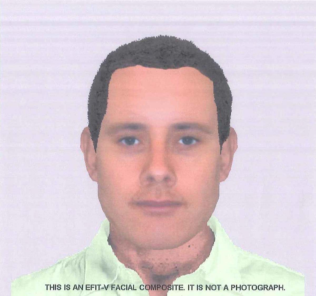 Efit released after reports of man impersonating a police officer