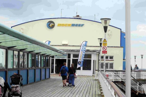 Try out indoor adventure attraction on Bournemouth Pier for half price