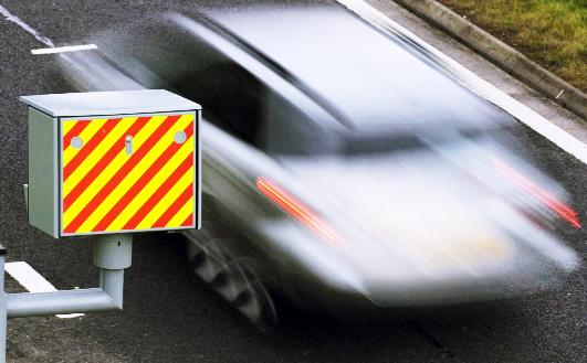 Have your say: Drivers could be fined £10,000 for speeding on motorway