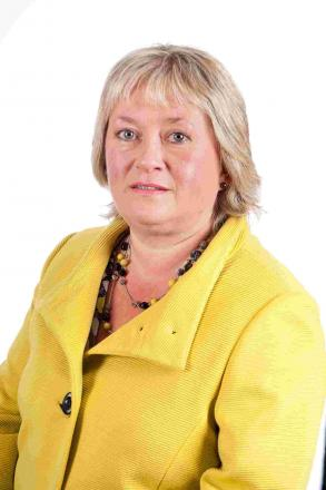 Cllr Karen Rampton, cabinet portfolio holder for health and social care