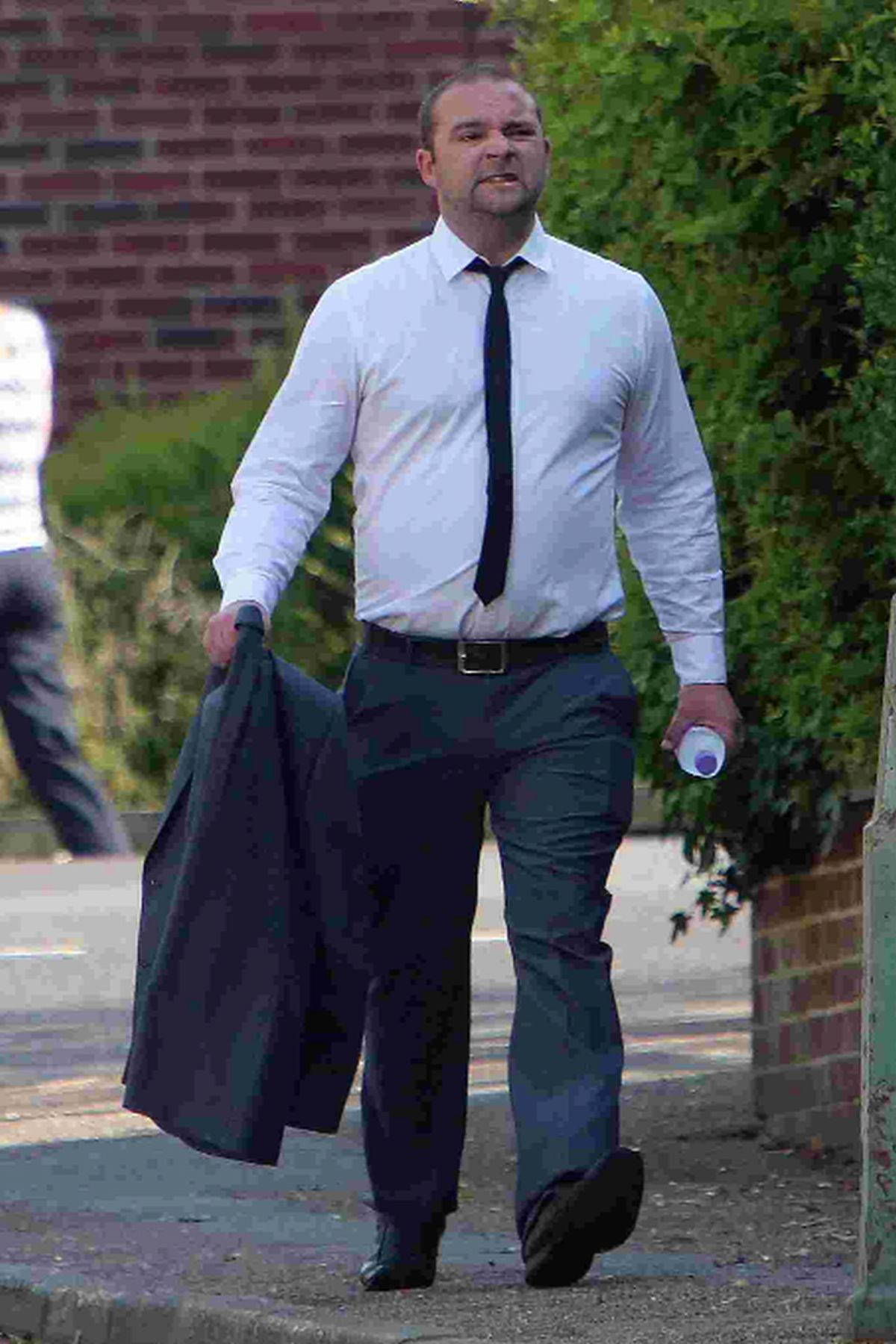 Workman who flashed teenager handed community two-year order