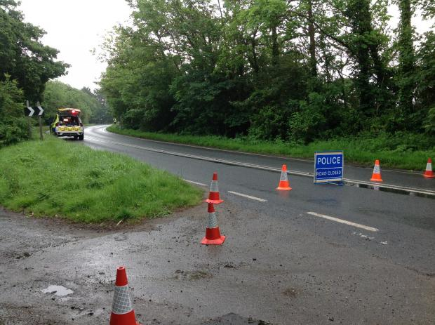Investigations continue after car fire death in the New Forest