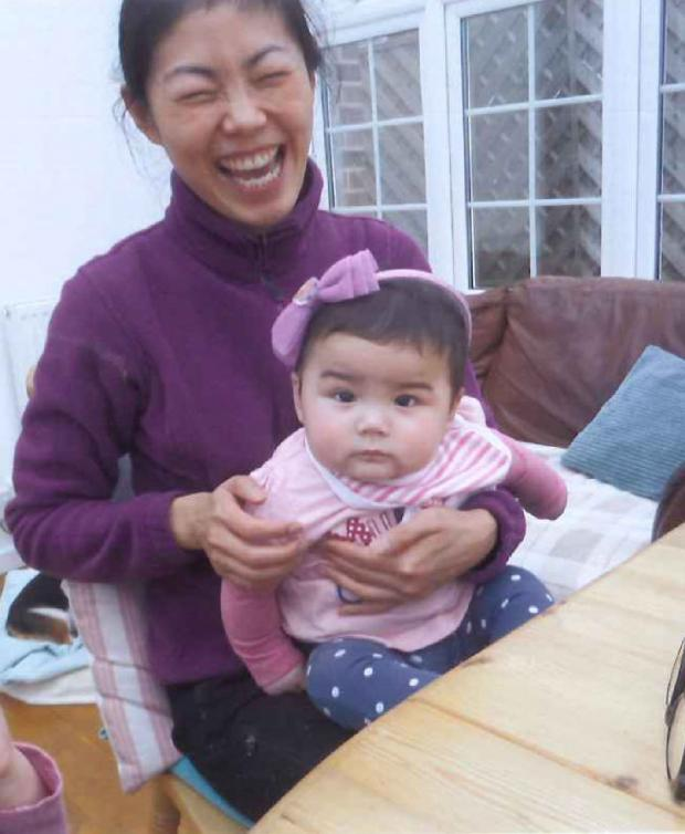 Bournemouth Echo: Concern over missing woman and child