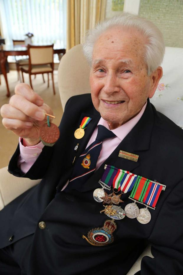 Bournemouth Echo: Stanley Hartill