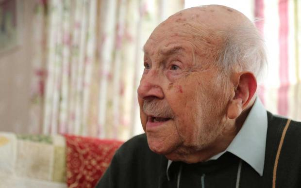 D-Day veteran Eric Steele: 'I can still name all the friends I lost in the Normandy landings'