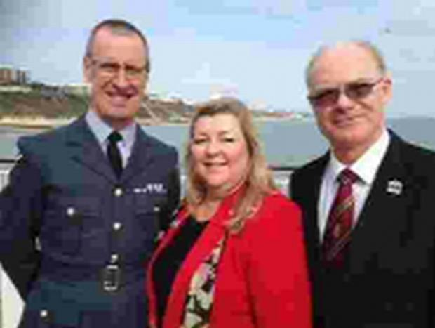 Boss of recruitment firm welcomed as Air Festival patron