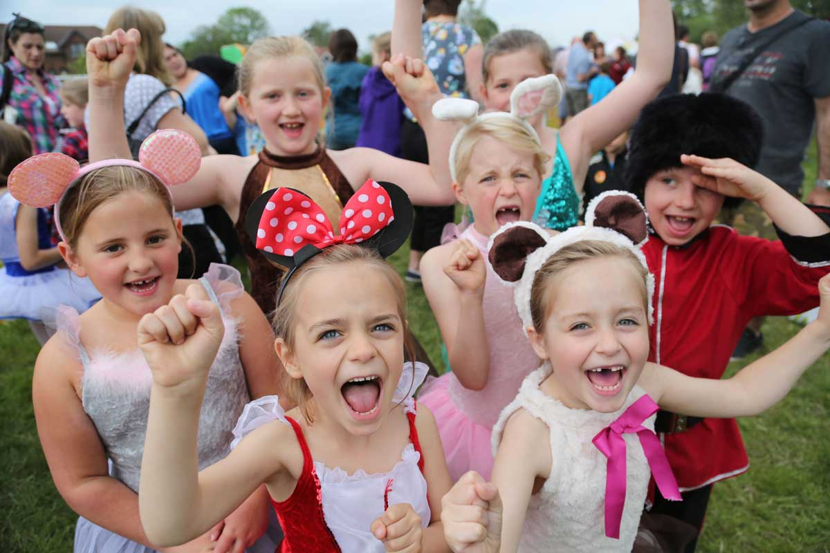 Fun for all: thousands flock to community event in Ringwood