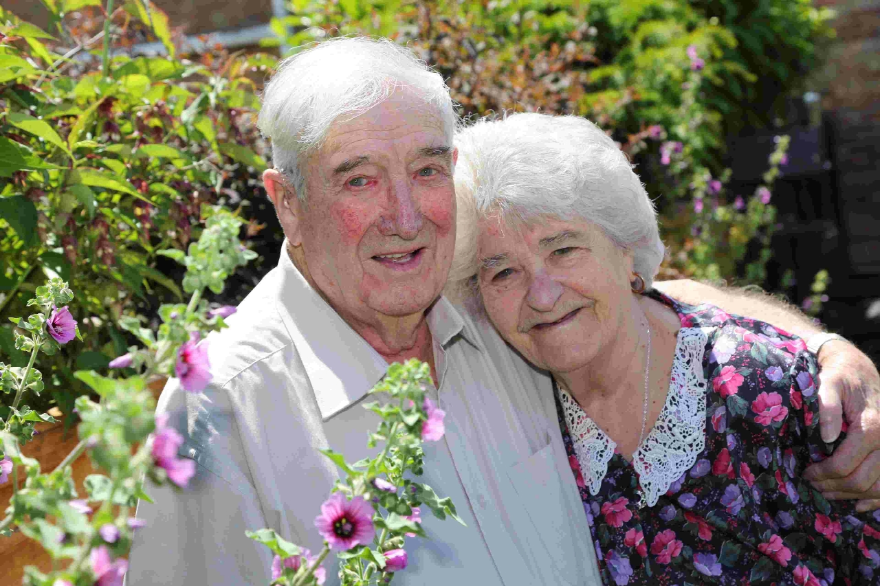 Norman and Rose Brown