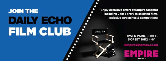 Bournemouth Echo: Daily Echo Film Club