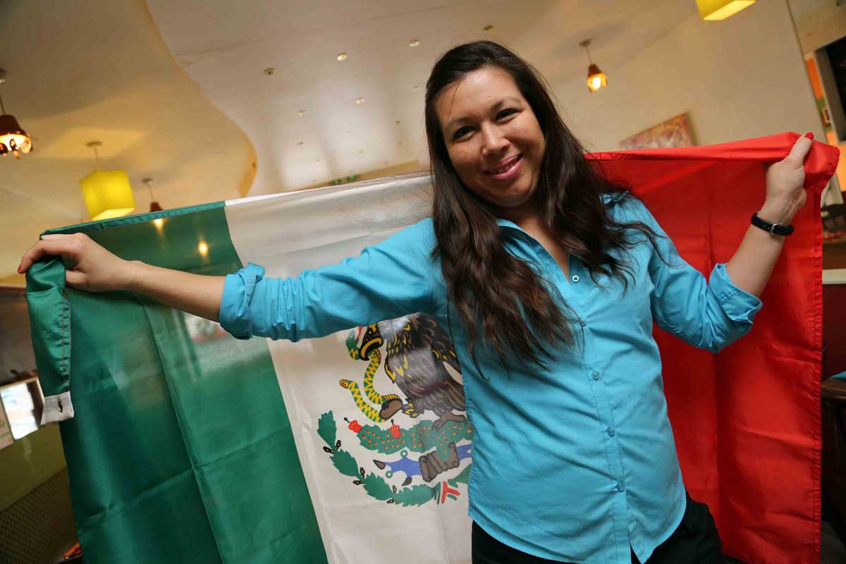 World Cup 2014: meet the residents cheering on Mexico and Spain today