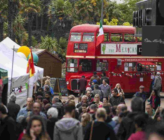 Bournemouth Echo: Eat your way around the globe at Bournemouth Food and Drink Festival