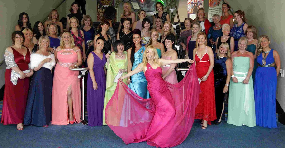 "Business awards for women hit ""new standards of excellence"""