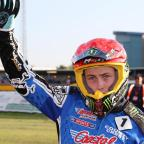 Bournemouth Echo: STAR RIDER: Poole Pirates' number one Darcy Ward