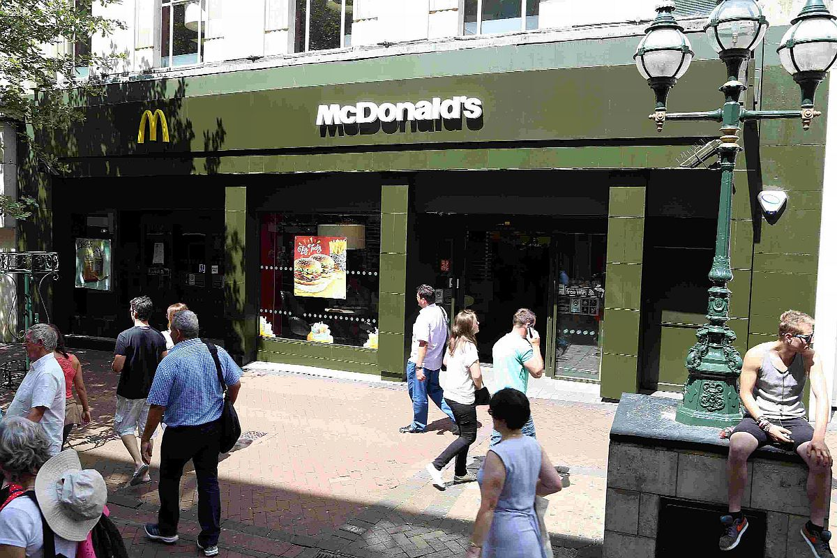 McDonald's brings £4m a year to Bournemouth economy