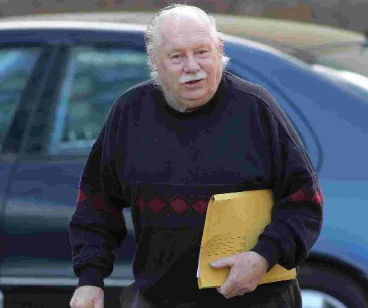 OAP accused of keeping shotguns and thousands of rounds of ammunition at home