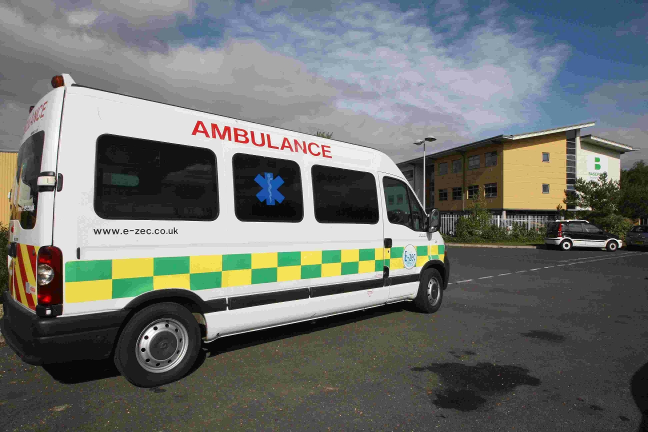 An inquiry into an NHS transport contract takes place tomorrow