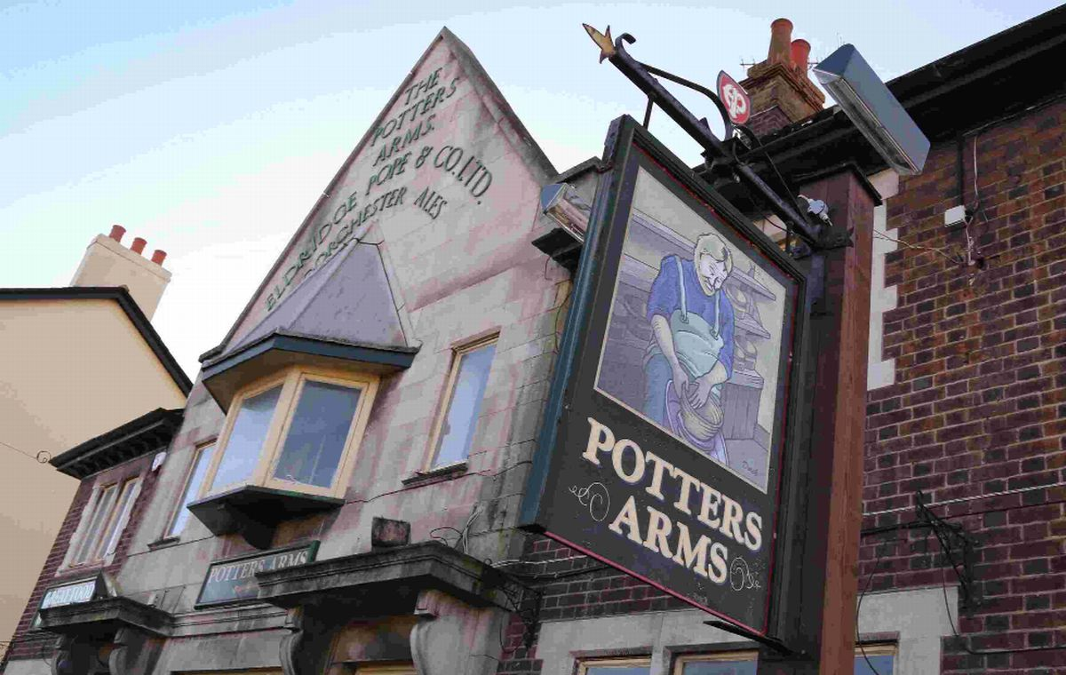 PLANS: The Potters Arms in Hamworthy