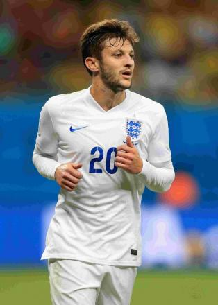 SWITCH: Adam Lallana