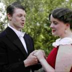 Bournemouth Echo: AL FRESCO ACTORS: Private Lives