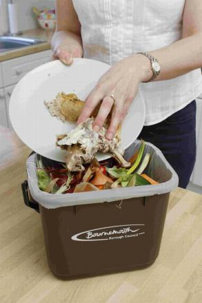 Keep track of your food waste