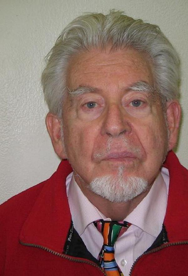 Rolf Harris jailed for five years and nine months for string of indecent assaults