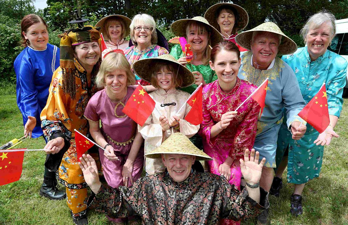 CHARACTERS: Verwood Pantomime Society