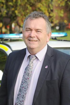 Dorset Police and Crime Commissioner Martyn Underhill