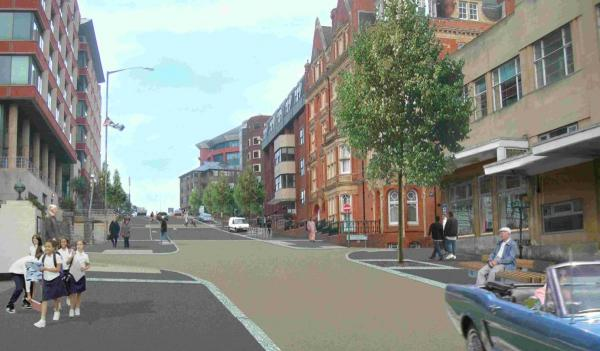 First-look: how Richmond Hill could be transformed when new cycle lane and 20mph zone are introduced
