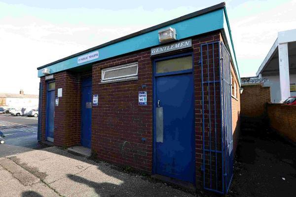 Jubilee place toilets