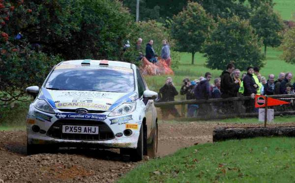 Action from last year's Rallye Sunseeker