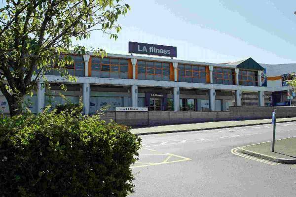 Bournemouth Echo: CLOSING DOWN: LA Fitness in Poole