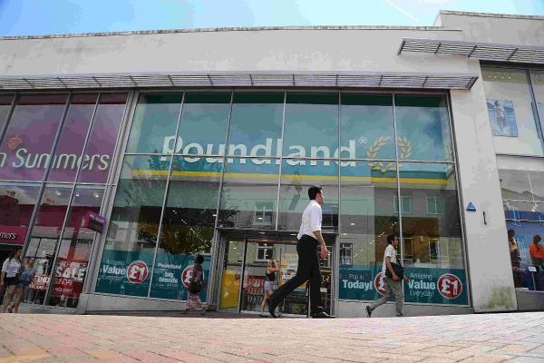 HOW MUCH? The new Poundland store
